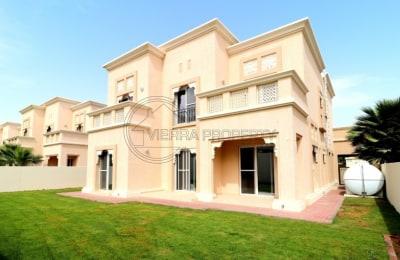5BR + MAID Ensuite Villa with FREE MAINTENANCE -