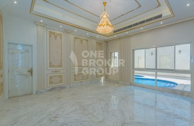 Top Quality Finish | Brand New |Private Pool -