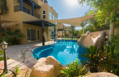 CHEAPEST PRICE FOR AN UPGRADED 5BR HATTAN VILLA -