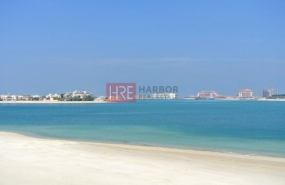 Open Sea and Burj Al Alrab View Townhouse -