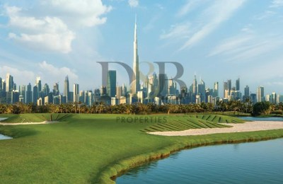 VERY DESIRABLE PLOT l GOLF COURSE VIEWS! -