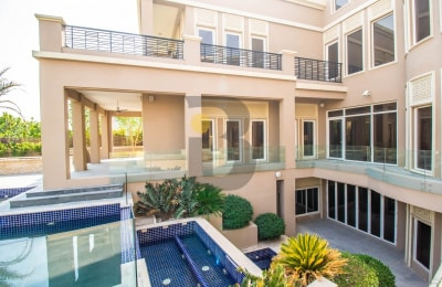 Emirates Hills Masterpiece in a Private Location -