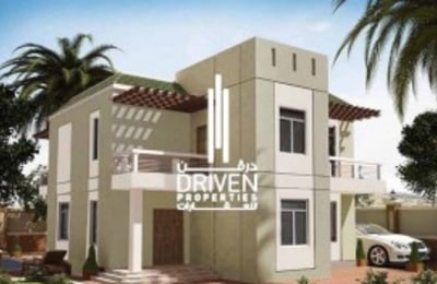 READY VACANT 5 BEDROOM VILLA | TYPE - C -