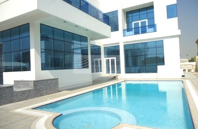 Modern Finishing, 5 BR+Maid with Large Pool -