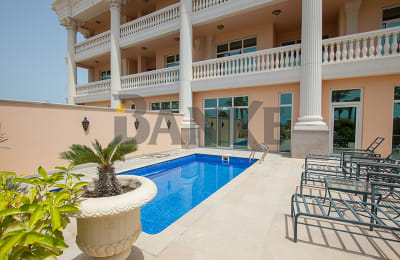 Rare- 2 BR + M with Pvt pool | Separate gated entrance -