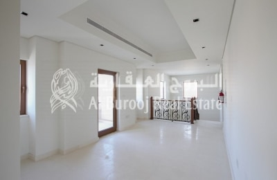 Exclusive Family Living in Al Furjan-Type A Villa-3BR+Maids' -