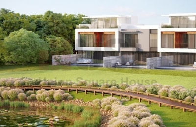 Four Bedroom Townhouse With Sky Bedroom -