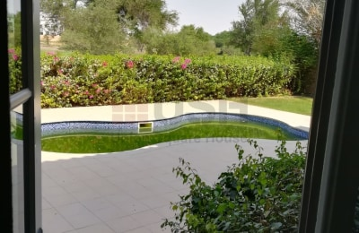 Cheapest 5 Bed with pool Full Golf View -