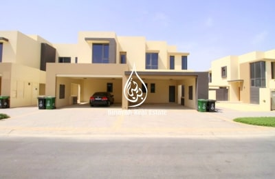 Handed over Unit | Brand New 4 BR + Maid | Maple 1 -
