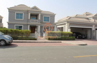 Falcon City 5 Bedrooms+Family Room+Maids -