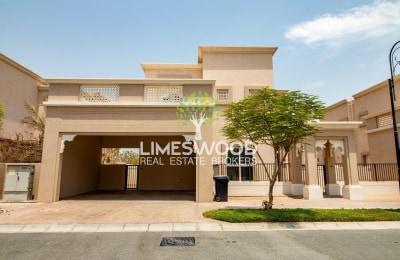 5Br+Maid Executive Villa | Huge Plot | Vacant | Ready to Move In -