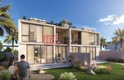 Pay only 5% to book your 3BR villa in Dubai Hills -