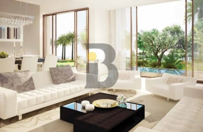 6 Bedrooms villa with Amazing Golf View -