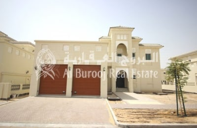 Rented 4BR+Maids' Quortaj Villa-Type B-Investor's Deal -