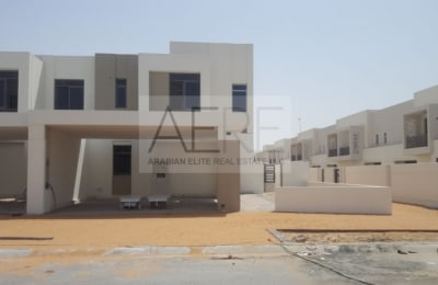 Negotiable Type 8 Hayat Townhouse -