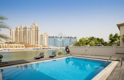 Fully Furnished | Garden Lobby | Palm Jumeirah -