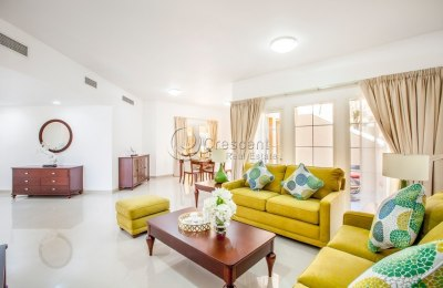 Cozy 4 Bed Villa Plus Maid With Roof Top Terrace -