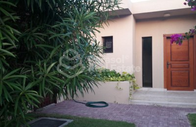 Very Spacious 3BR Compound Villa/ Private Garden/pool -
