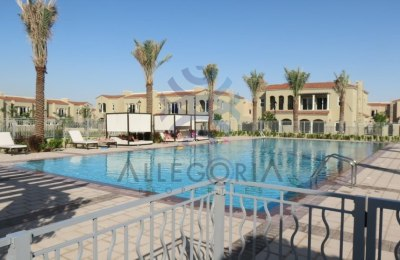 Type A Opposite Pool Plus Extra Living Room -