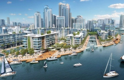 Creek Rise Apartments, Emaar. Invest Now -