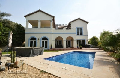 9,528 Sq Ft Plot | Best Priced Valencia Villa | Vacant -