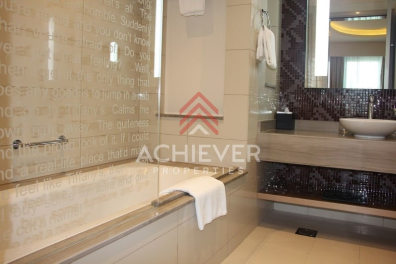Fully Furnished | Brand New 1BR |luxury living -