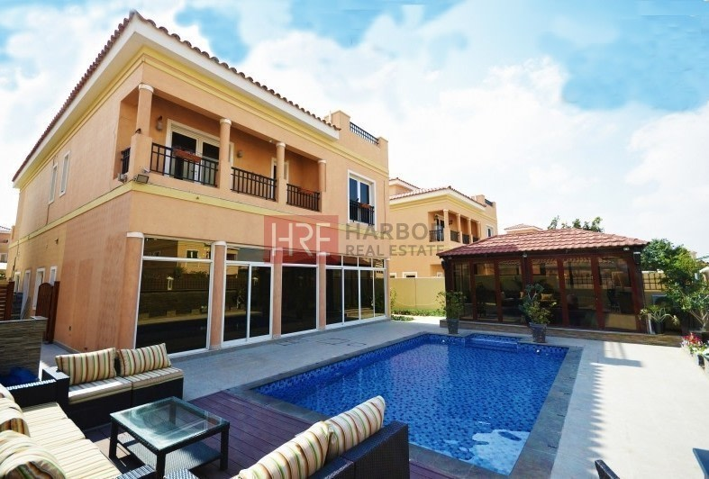 Upgraded Interior with Guest House and Private Pool Villa -