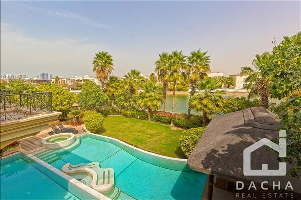 Secluded 6 bedroom / Lake Views / Vacant -