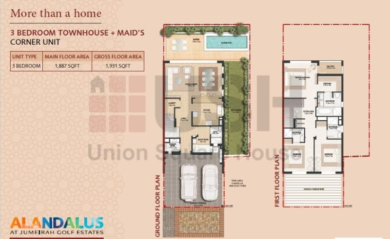 Only one unit- Best Price | 70% handover -