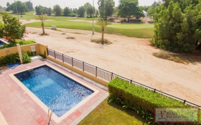 2 Months Rent Free | Golf Course Views -