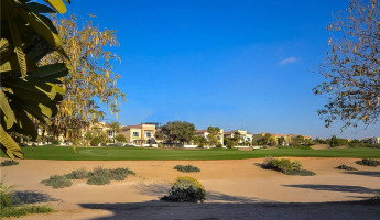 Golf View from Victory Heights Villa in Dubai
