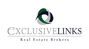 Exclusive Links Real Estate Brokers logo