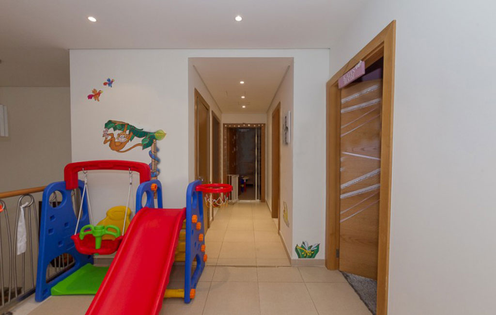 Nursery for children in Al Furjan Townhouse in Dubai for sale
