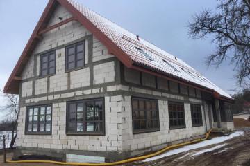 Ciepły montaż okien Energooszczędnych na Mazurach