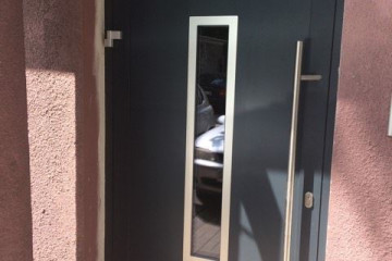 Drzwi PVC Linea