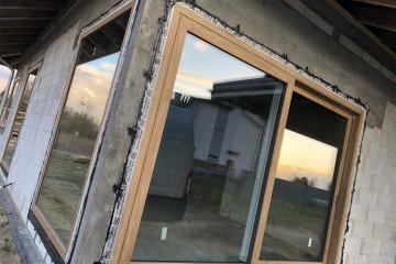 Montaż okien - Woodec Turner Oak Zielonki