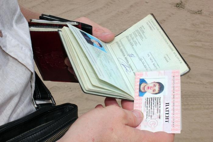 Продление регистрации по месту прибывания иностранному работнику патентнику