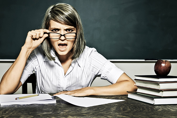 Пример напсания жалобы на преподавателя