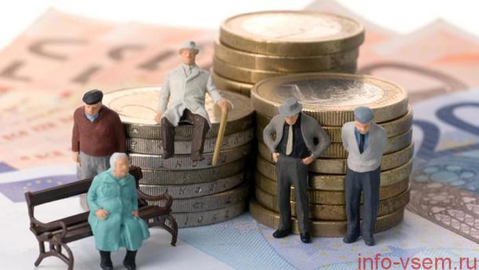 Какая будет компенсация пенсий в 2021г