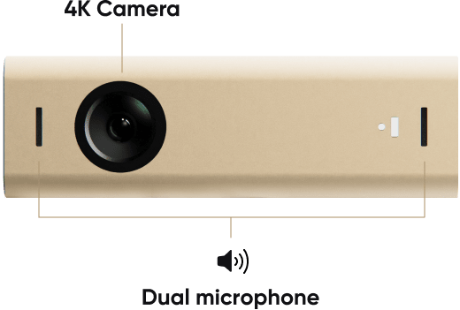 best in class webcam and microphone