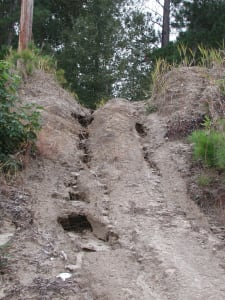 bank erosion - wikipedia