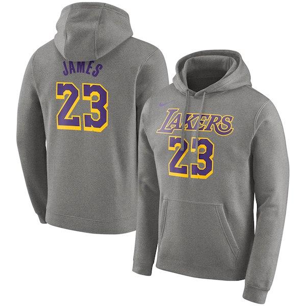 Capucha Esencial Lakers Suéter James Sudadera Los Con Angeles Lebron RfqYTSwx