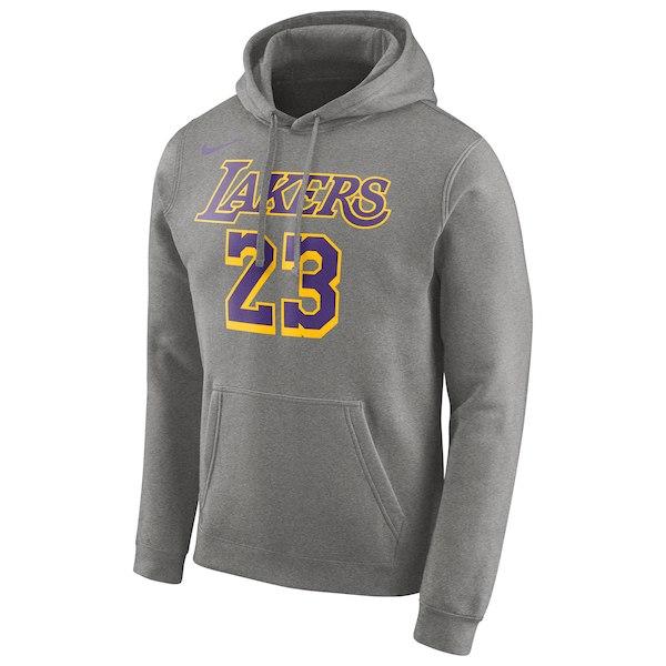 Capucha Esencial Angeles Los Suéter Con Lakers James Lebron Sudadera 7E8v5wY7q