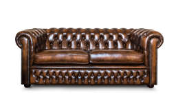 S.W. James No.1 Chesterfield Sofa