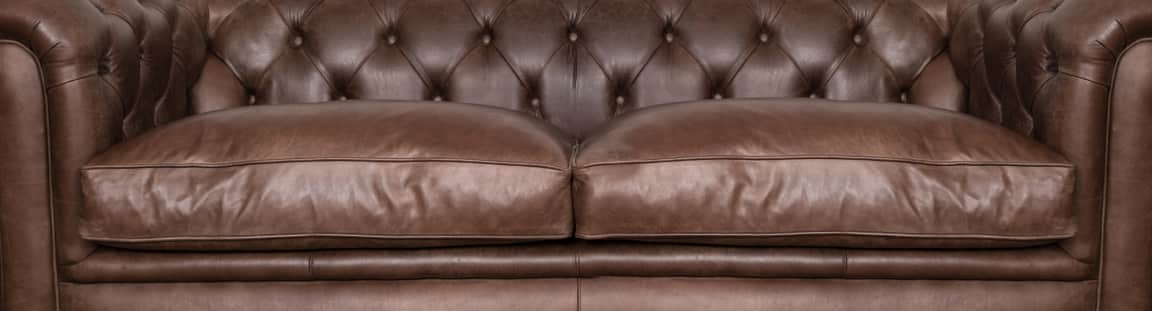 Creating The Most Comfortable Chesterfield Sofa S W James