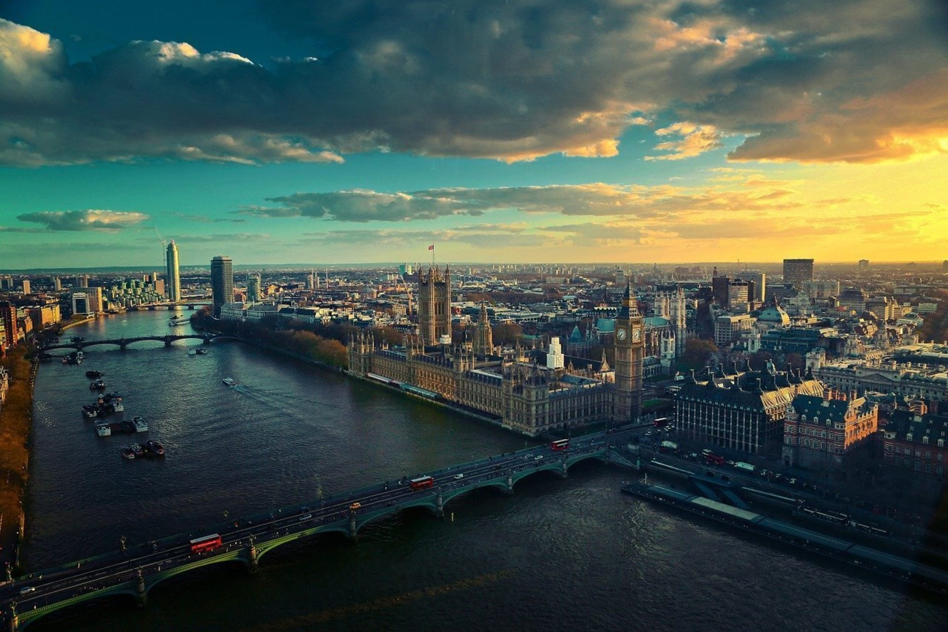 London - Welcome to London - A Walk on the Wild Side