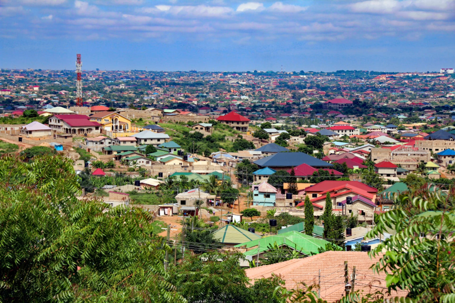 Accra cover image