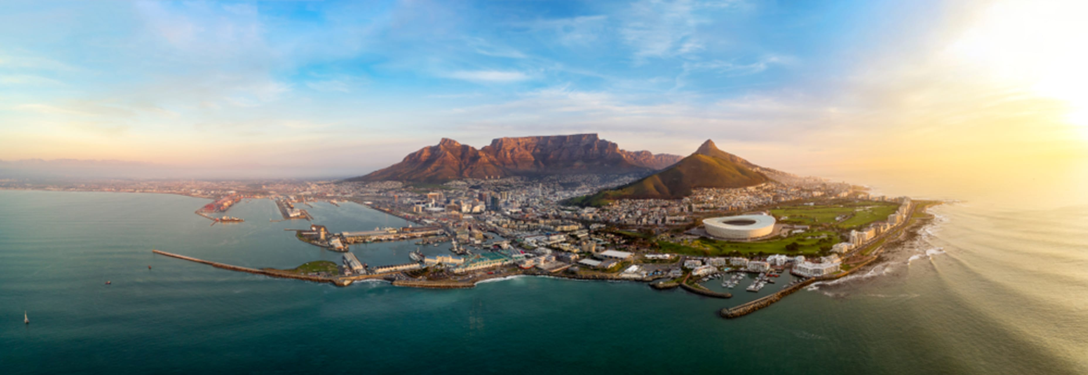 Cape Town cover image