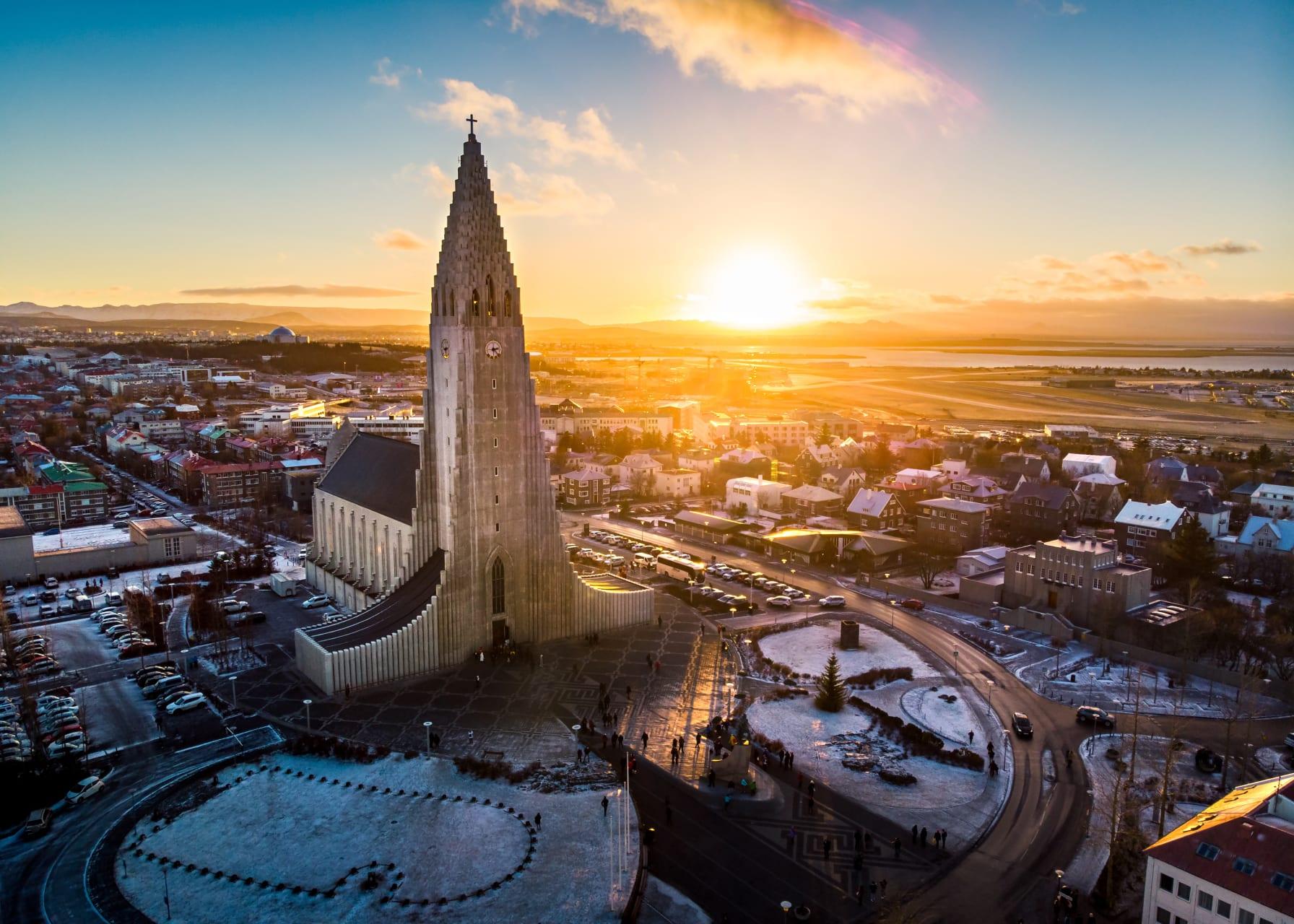 Reykjavik cover image