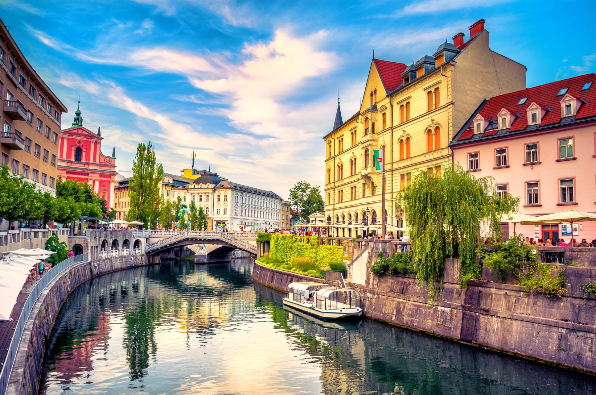Ljubljana cover image